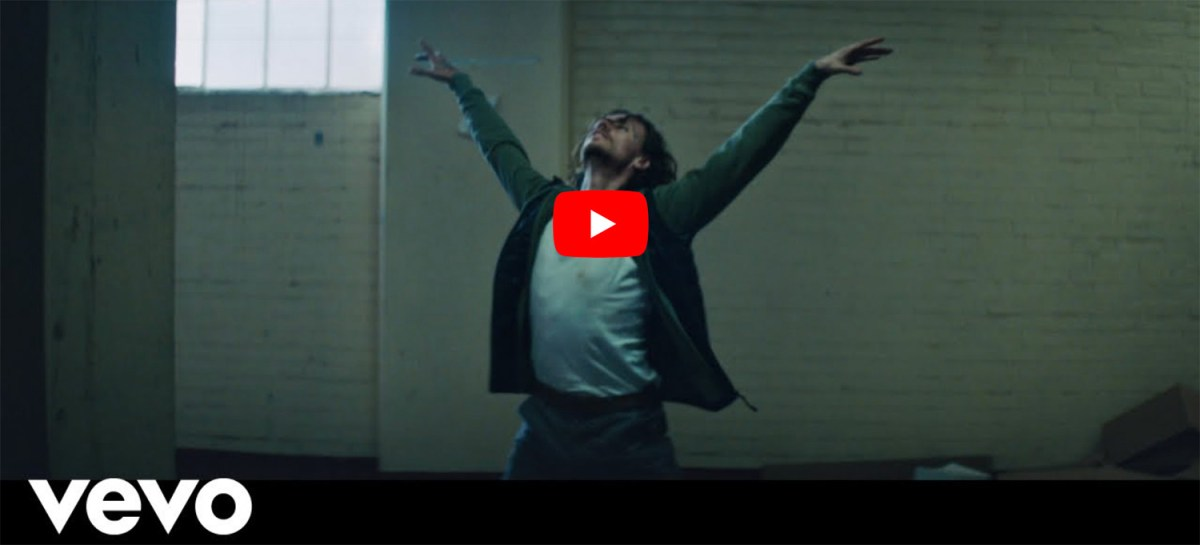 [VIDEO] Sergei Polunin nel nuovo video di Hozier!